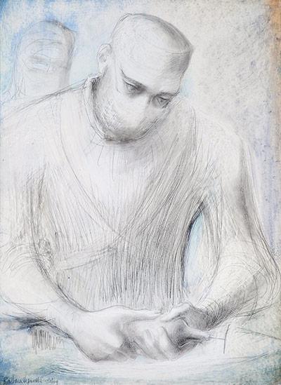Tibia Graft by Barbara Hepworth