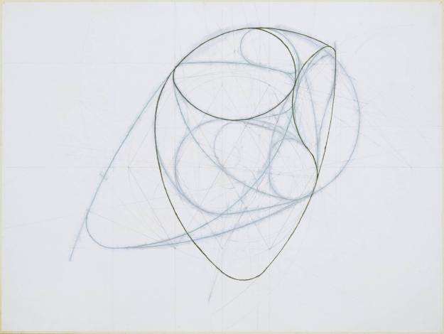 It's Orpheus When There's Singing #7 1978-9 by Richard Deacon born 1949