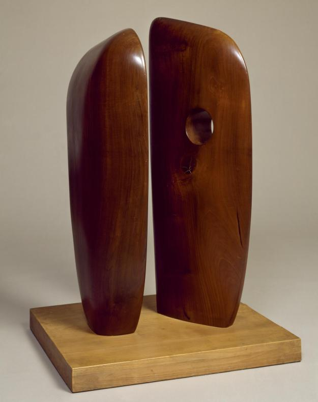 Forms in Echelon 1938 Dame Barbara Hepworth 1903-1975 Presented by the artist 1964 http://www.tate.org.uk/art/work/T00698